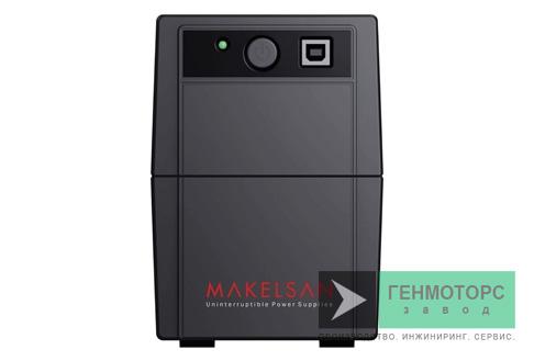 Источник бесперебойного питания Makelsan Lion Plus 650VA